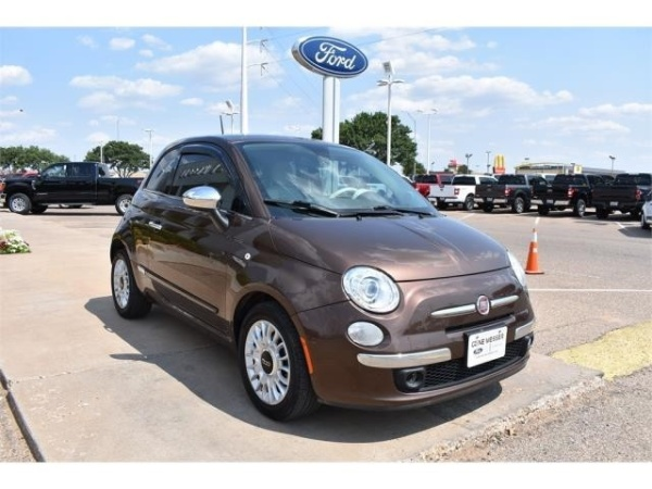Fiat 500 2012 $7425.00 incacar.com