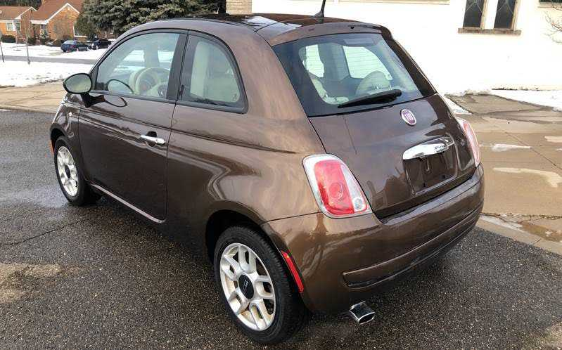 Fiat 500 2012 $4500.00 incacar.com