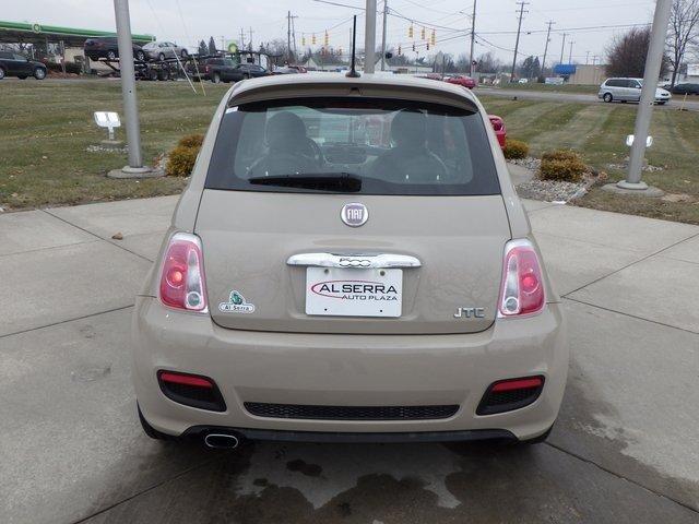 Fiat 500 2012 $3933.00 incacar.com