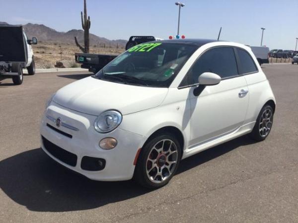 Fiat 500 2012 $5988.00 incacar.com