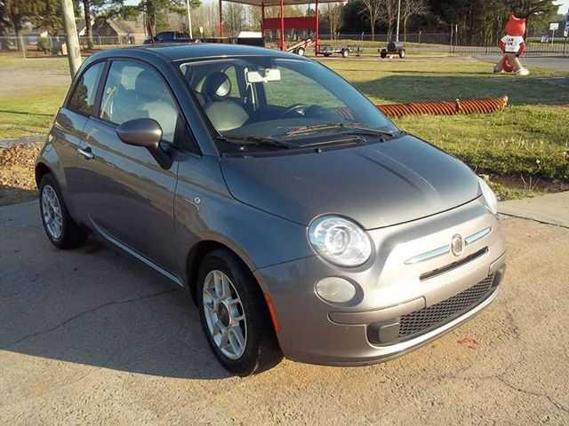 Fiat 500 2012 $2795.00 incacar.com