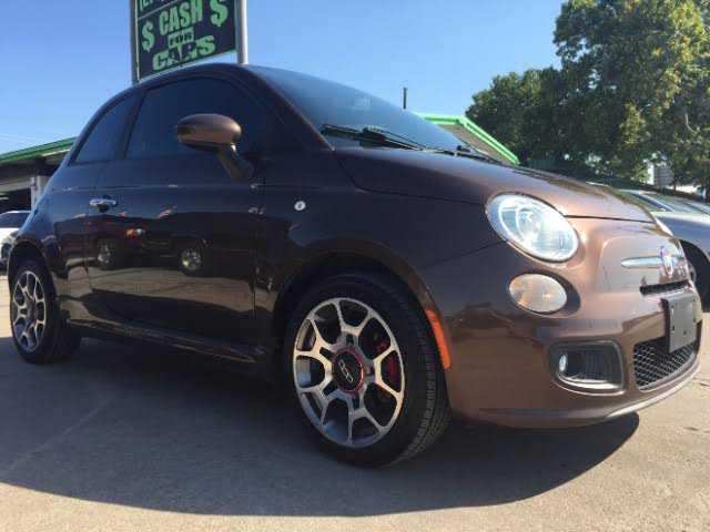 Fiat 500 2012 $3950.00 incacar.com
