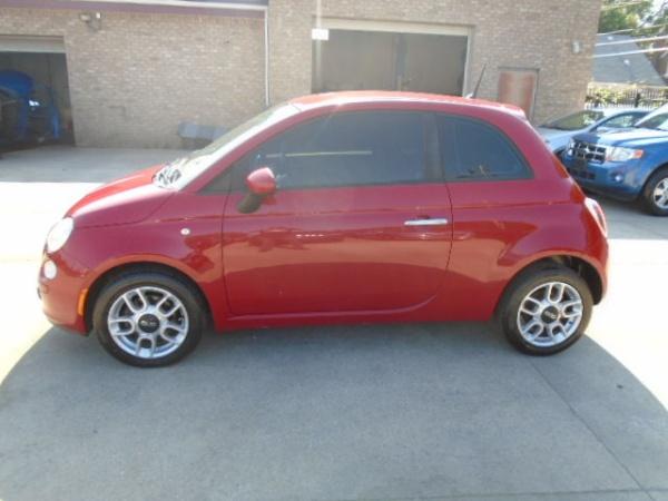 Fiat 500 2012 $4750.00 incacar.com