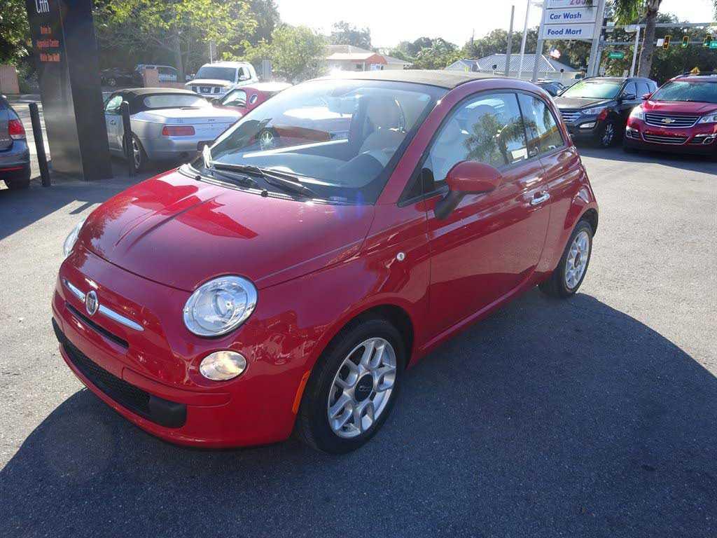Fiat 500 2012 $8995.00 incacar.com