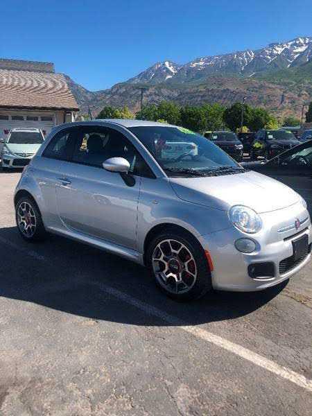 Fiat 500 2012 $4285.00 incacar.com