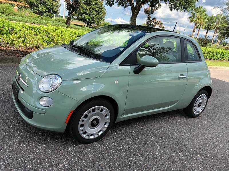 Fiat 500 2012 $3495.00 incacar.com