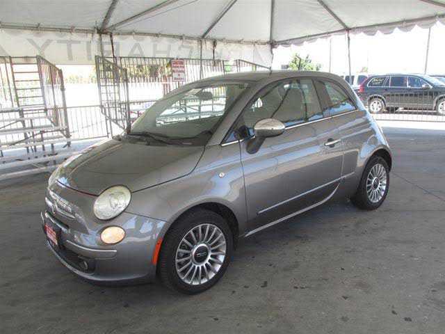 Fiat 500 2012 $4400.00 incacar.com