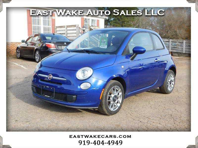 Fiat 500 2012 $3995.00 incacar.com
