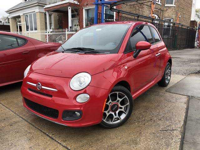Fiat 500 2012 $4499.00 incacar.com