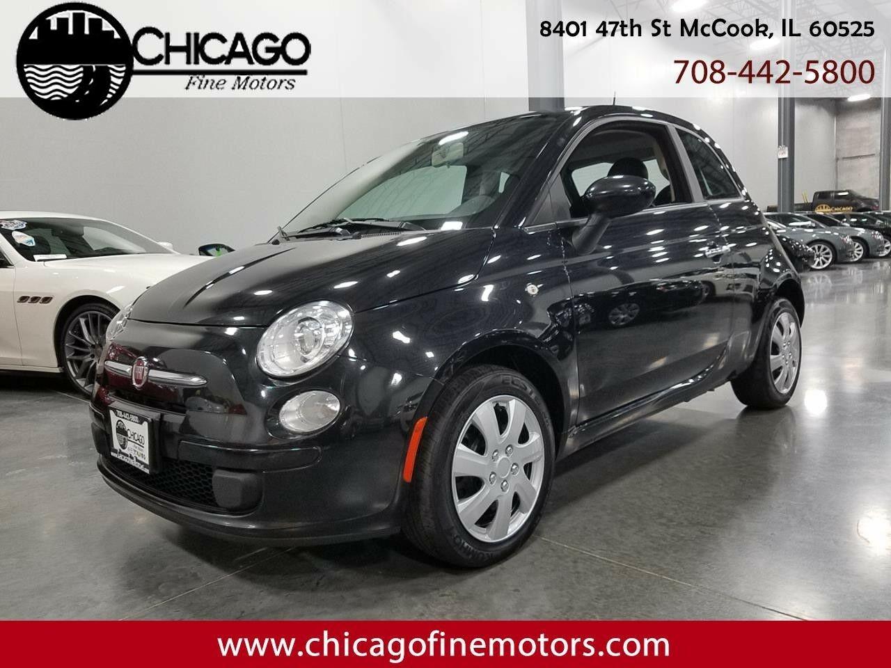 Fiat 500 2012 $4950.00 incacar.com