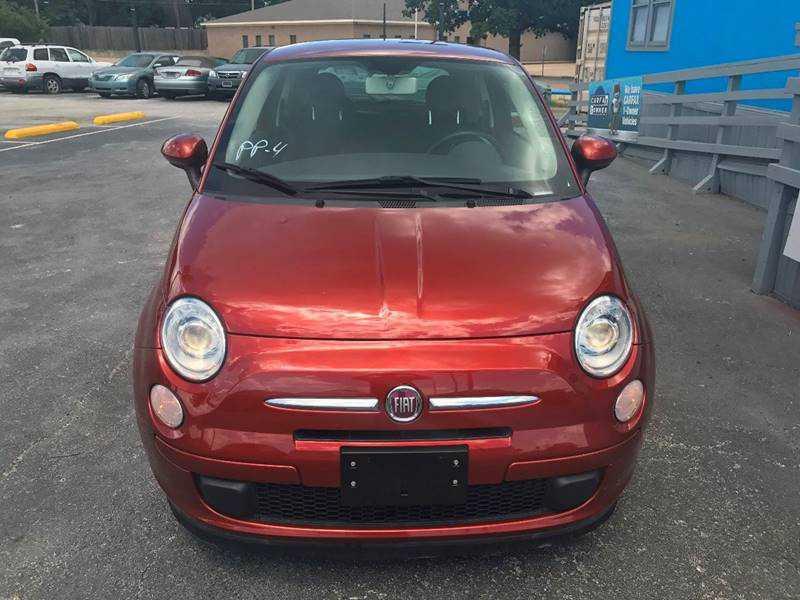 Fiat 500 2013 $6900.00 incacar.com