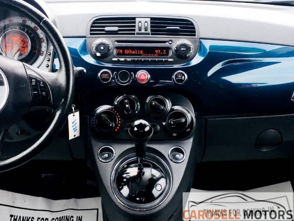 Fiat 500 2013 $4995.00 incacar.com