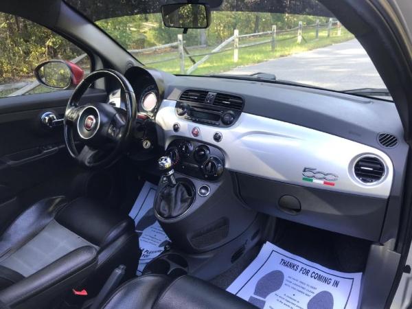 Fiat 500 2013 $4900.00 incacar.com