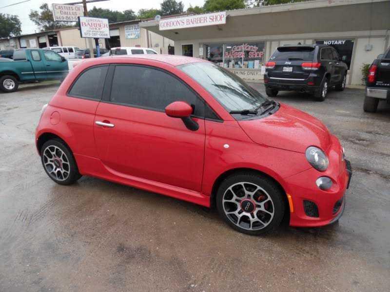Fiat 500 2013 $4999.00 incacar.com
