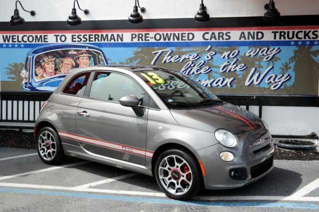 Fiat 500 2013 $5700.00 incacar.com