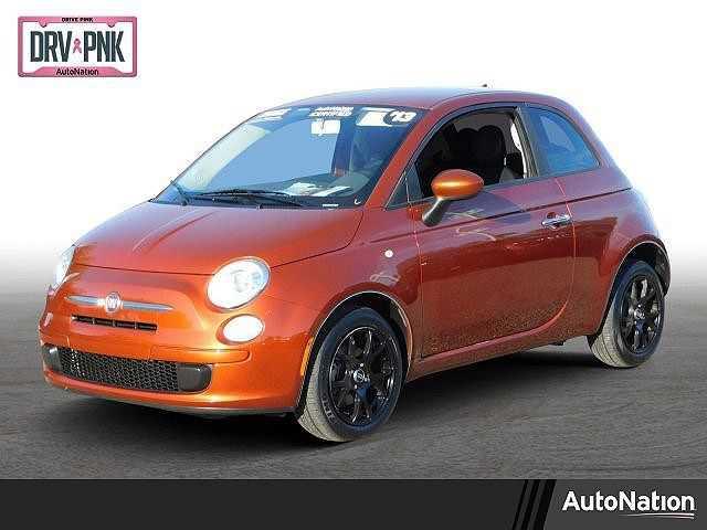 Fiat 500 2013 $5495.00 incacar.com