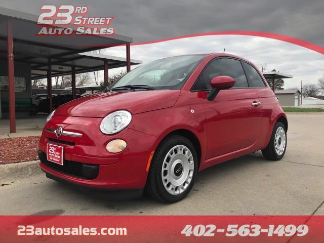 Fiat 500 2013 $4725.00 incacar.com