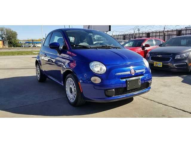 Fiat 500 2014 $5750.00 incacar.com