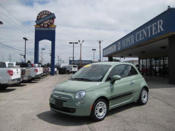 Fiat 500 2015 $6995.00 incacar.com