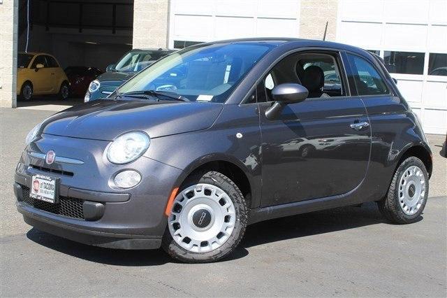 Fiat 500 2015 $8958.00 incacar.com