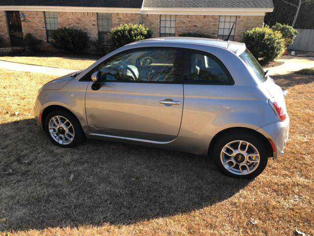 Fiat 500 2015 $5996.00 incacar.com