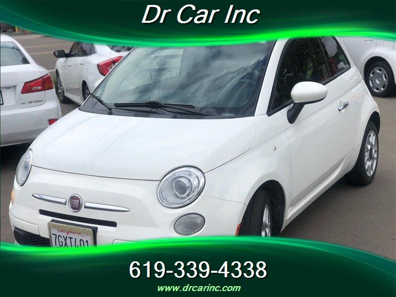 Fiat 500 2015 $5555.00 incacar.com