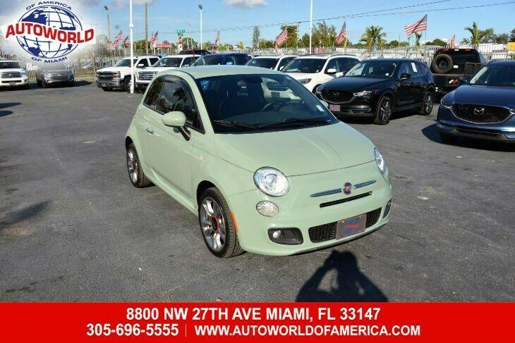 Fiat 500 2015 $7900.00 incacar.com