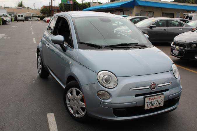 Fiat 500 2015 $6825.00 incacar.com
