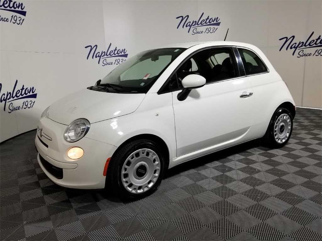 Fiat 500 2015 $6000.00 incacar.com