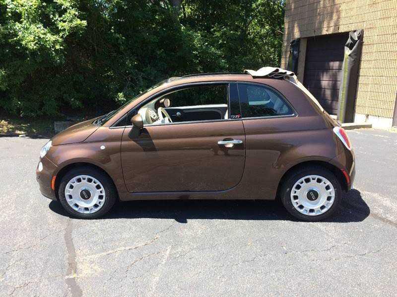 Fiat 500 2015 $6998.00 incacar.com