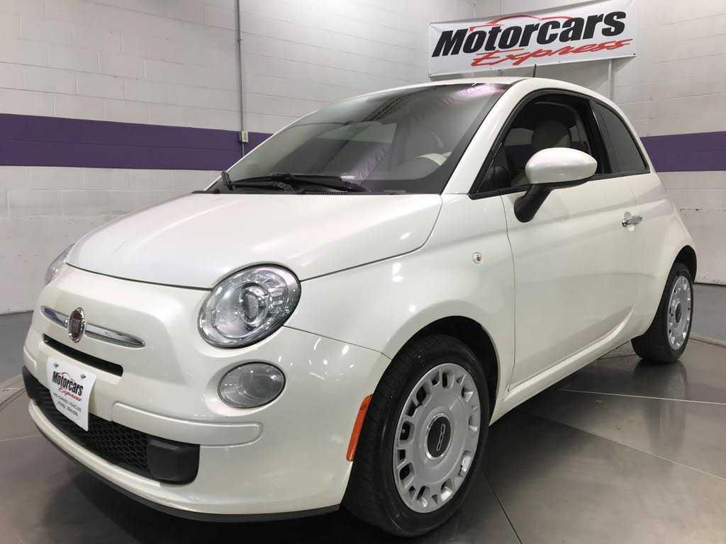 Fiat 500 2015 $5991.00 incacar.com