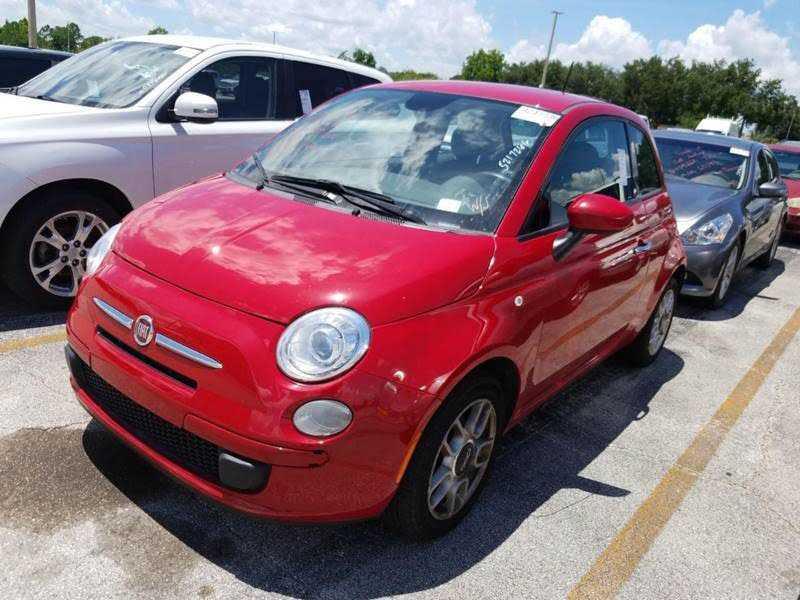 Fiat 500 2015 $5900.00 incacar.com