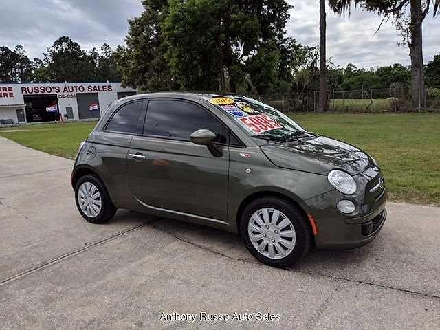 Fiat 500 2015 $5995.00 incacar.com