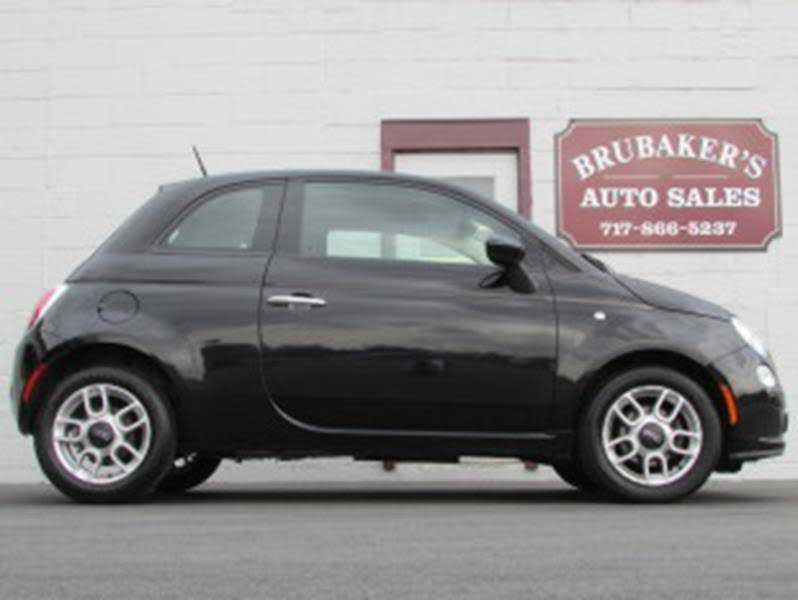 Fiat 500 2015 $6900.00 incacar.com
