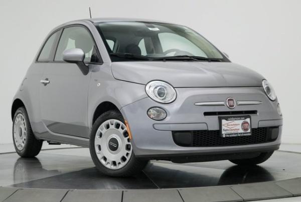 Fiat 500 2016 $15995.00 incacar.com