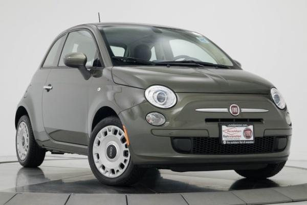 Fiat 500 2016 $12866.00 incacar.com