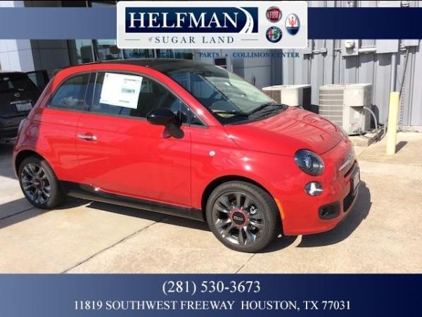 Fiat 500 2017 $14495.00 incacar.com