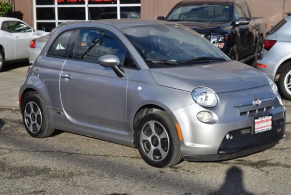 Fiat 500e 2015 $9800.00 incacar.com