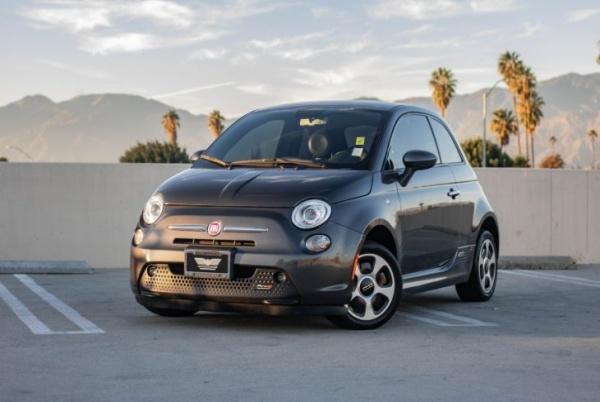 Fiat 500e 2015 $7499.00 incacar.com