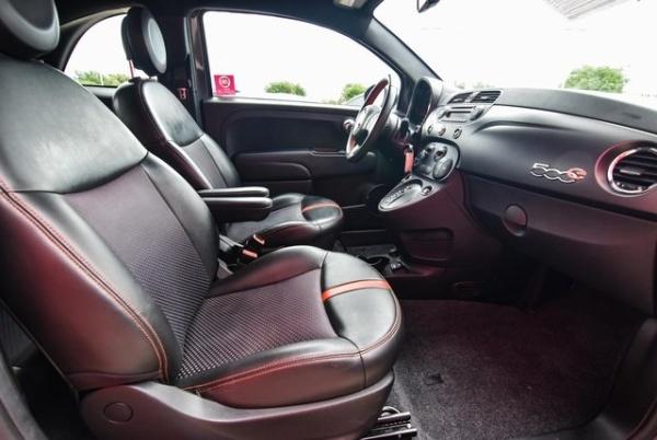 Fiat 500e 2015 $8926.00 incacar.com
