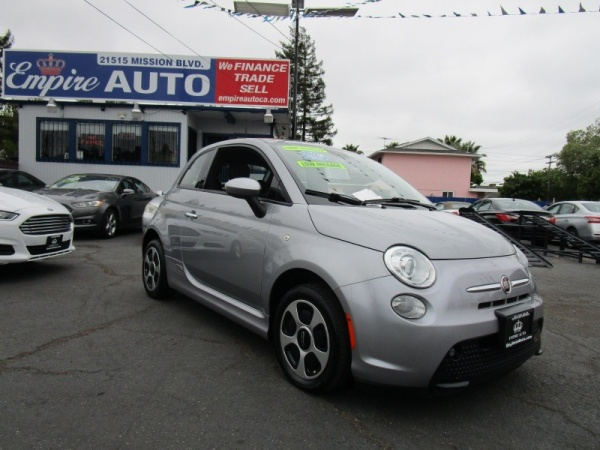 used Fiat 500e 2015 vin: 3C3CFFGE0FT590099