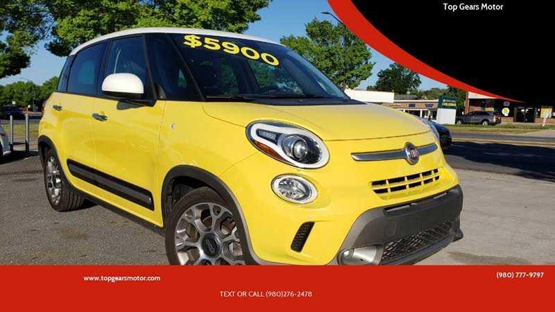 Fiat 500L 2014 $4900.00 incacar.com