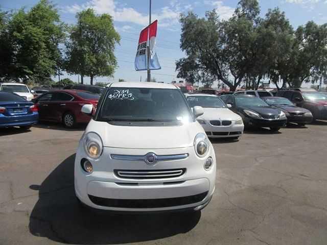 Fiat 500L 2014 $4550.00 incacar.com
