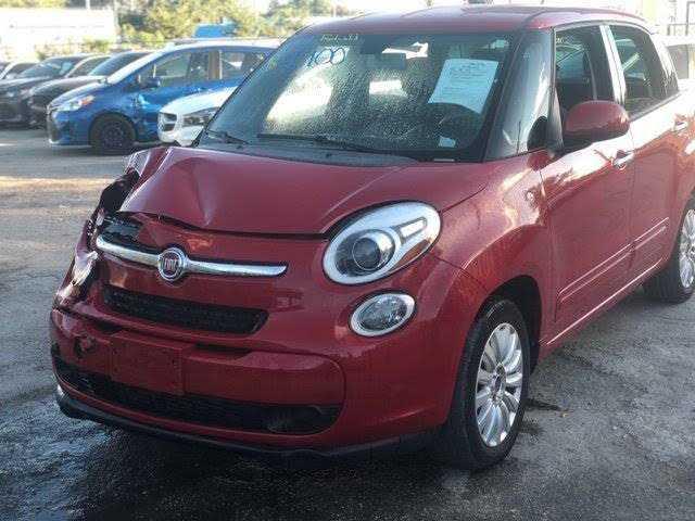 Fiat 500L 2014 $4800.00 incacar.com