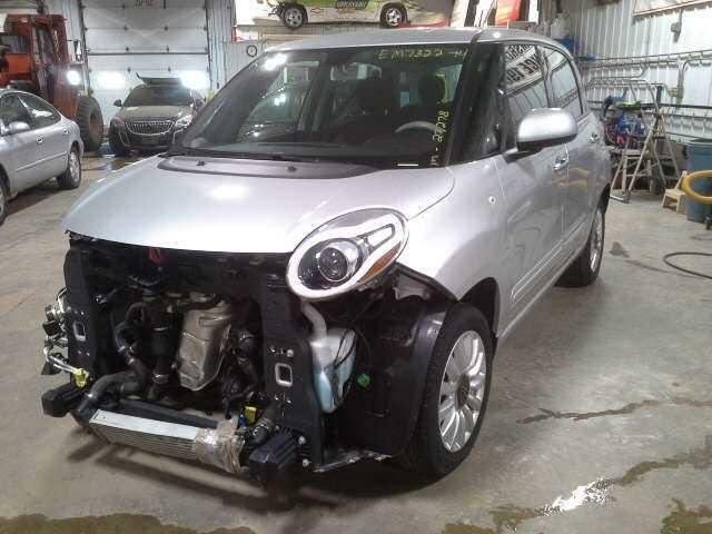 Fiat 500L 2014 $4750.00 incacar.com