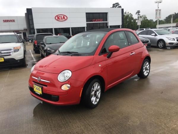 Fiat 500С 2017 $11774.00 incacar.com