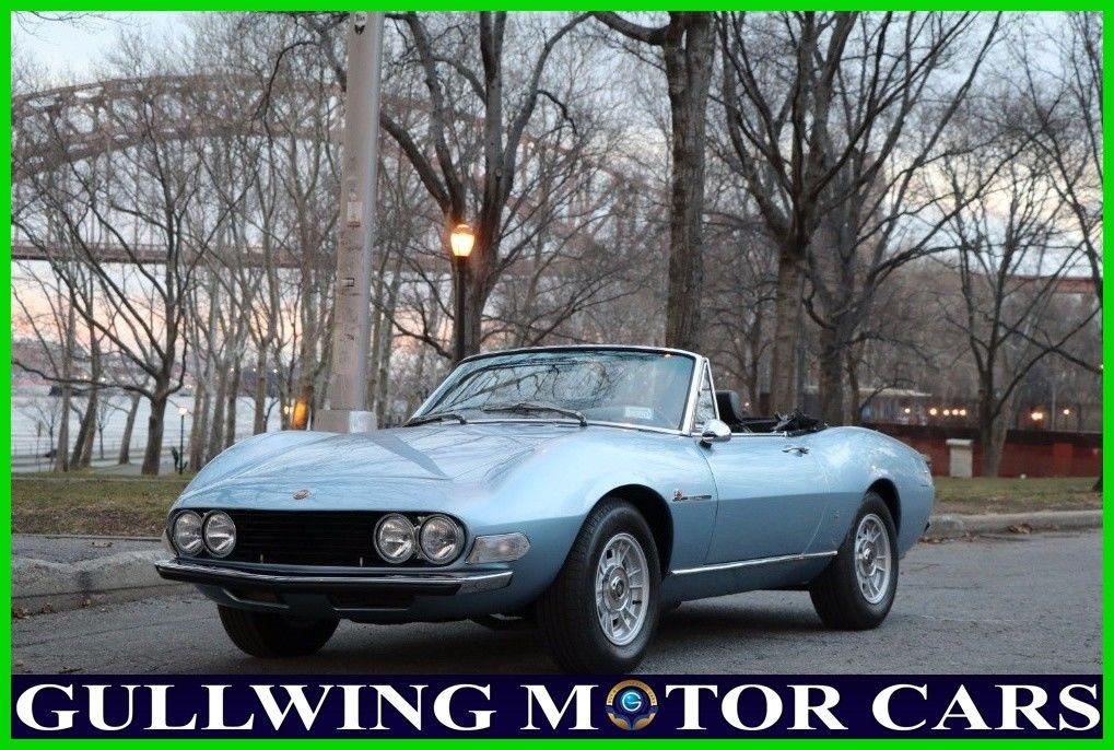 Fiat Dino 1972 $189500.00 incacar.com