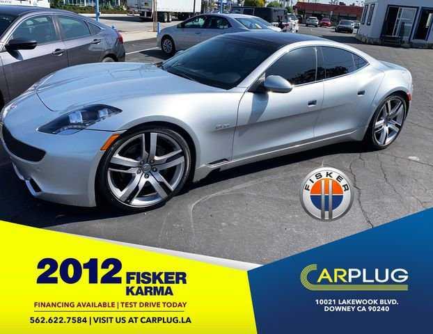 Fisker Karma 2012 $44995.00 incacar.com