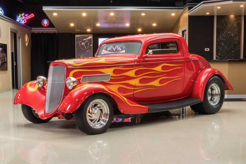 Ford Coupe Street Rod 1933 $64900.00 incacar.com