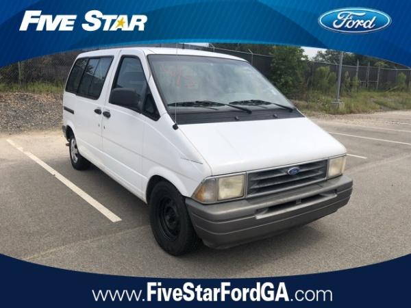 Ford Aerostar 1997 $1991.00 incacar.com